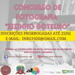 concurso fotografia zizinho botelho Instituto Ruth Guimarães Página Inicial