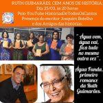 contadores de historias Instituto Ruth Guimarães Página Inicial